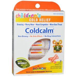 Cold calm Kids