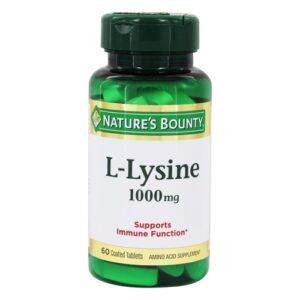 bounty lysine 1.1