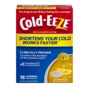 cold eeze 1