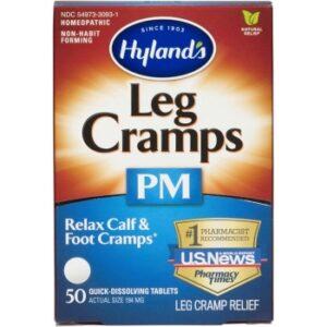 leg cramps pm 1