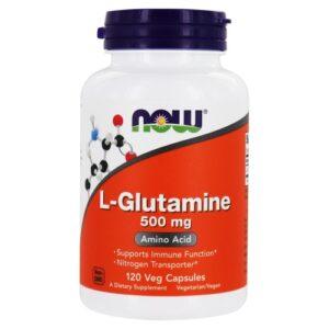 now glutamine 1.1