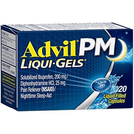 advil pm 20 liquid