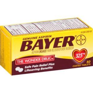 bayer 50 ct