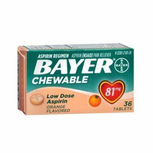 bayer chewable