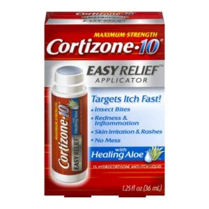 cortizone easy relief