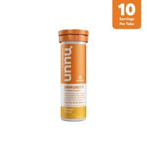 nuun immunity orange citrus 2