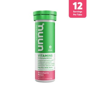 nuun vitamins straw melon 2