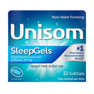 unisom sleep gels