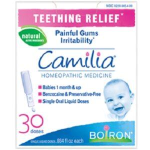 Camilia teething 1.1